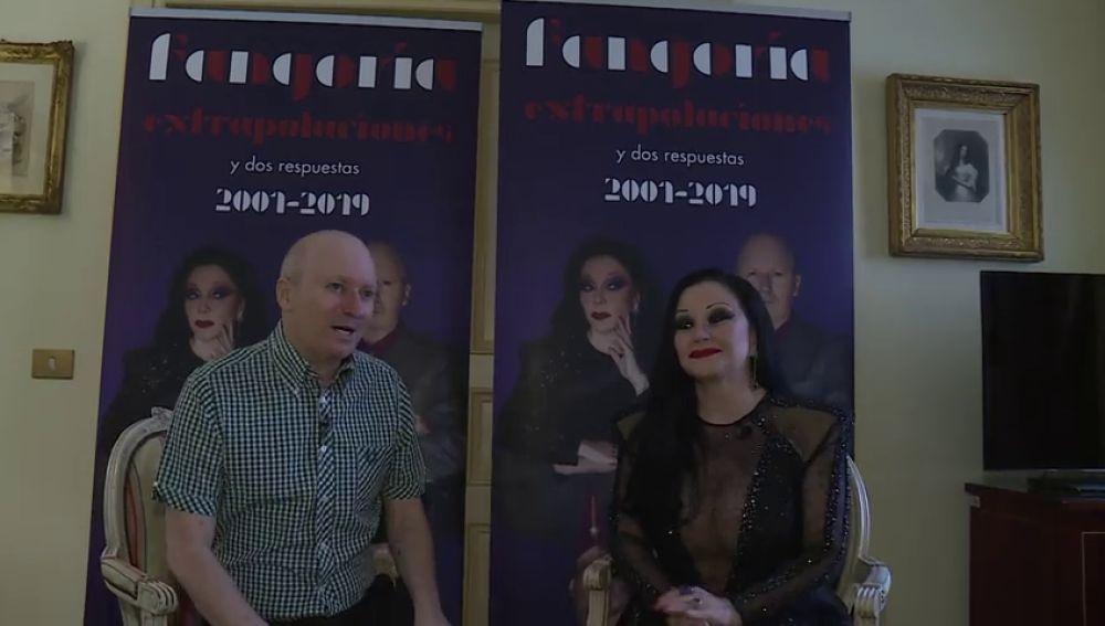 Fangoria Presenta Su Nuevo Disco Extrapolaciones Y Dos Respuestas