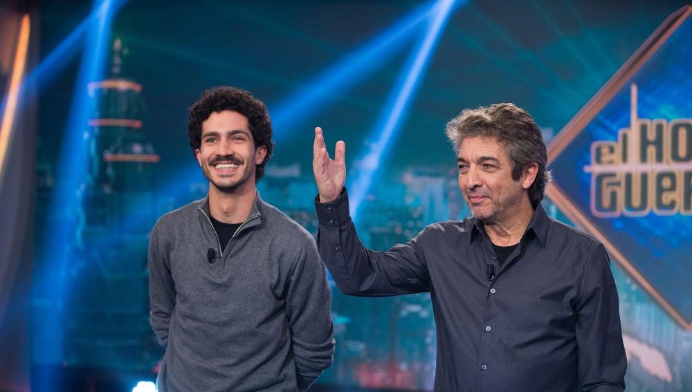 Revive la entrevista completa de Ricardo Darín y Chino Darín en 'El Hormiguero 3.0'