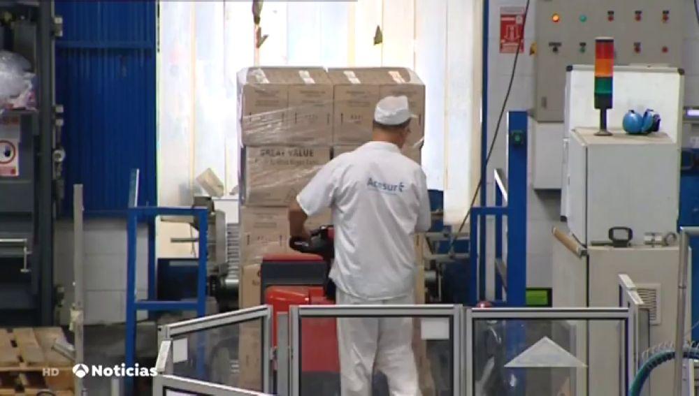 Se disparan los trabajadores afectados por un ERE en España