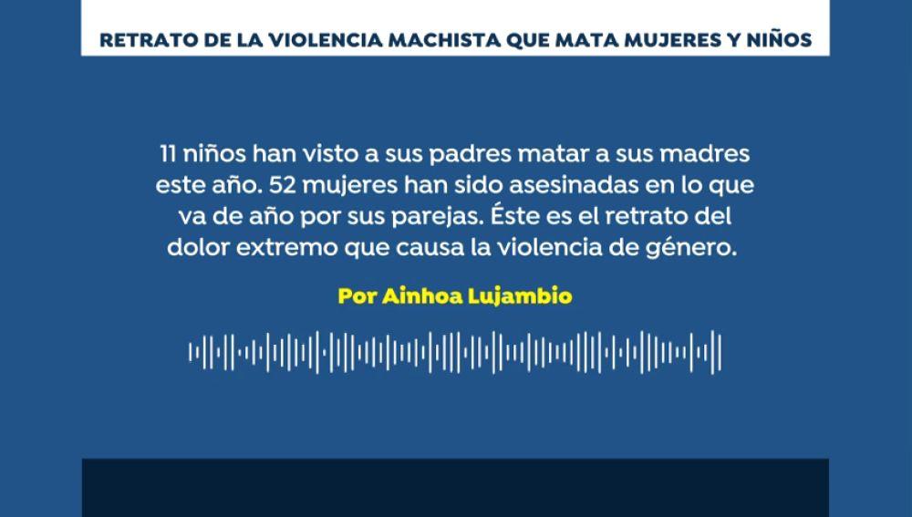 Podcast: Año negro para la violencia de género
