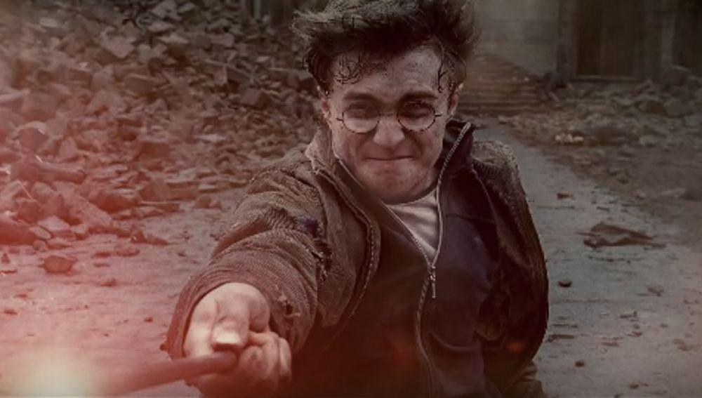 Harry Potter en 'Las Reliquias de la Muerte'