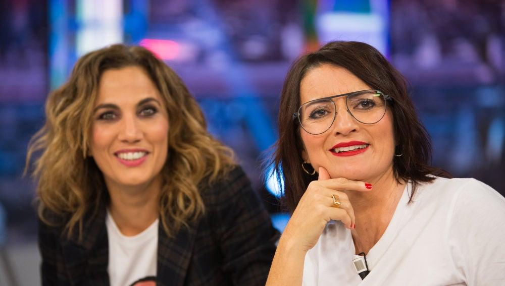 Silvia Abril y Toni Acosta revelan en 'El Hormiguero 3.0' cómo surgió la idea de trabajar juntas en la radio