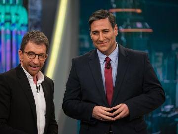 Pedro Sánchez se confiesa en 'El Hormiguero 3.0': sus secretos de belleza y su química con Pablo Iglesias