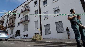 Domicilio de Sara, asesinada por violencia machista en Tenerife