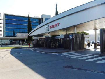Vista de la factoría del grupo Seat en Martorell (Barcelona)