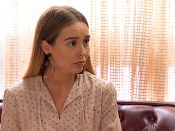 Luisita recibe una carta de Amelia
