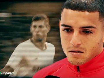 Las lágrimas de Diego Carlos al recordar la muerte de Emiliano Sala