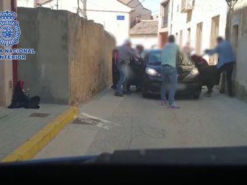 Detenido un grupo de atracadores muy violentos, uno condenado por dos homicidios