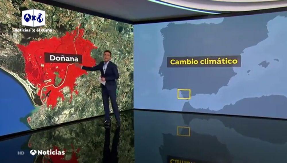 ¿Qué ciudades españolas desaparecerían en 2050 por la subida del nivel del mar?