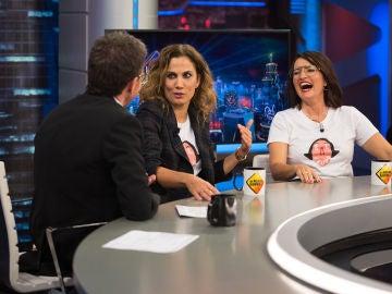 El truco que Pilar Bardem dio a Toni Acosta para espantar espíritus