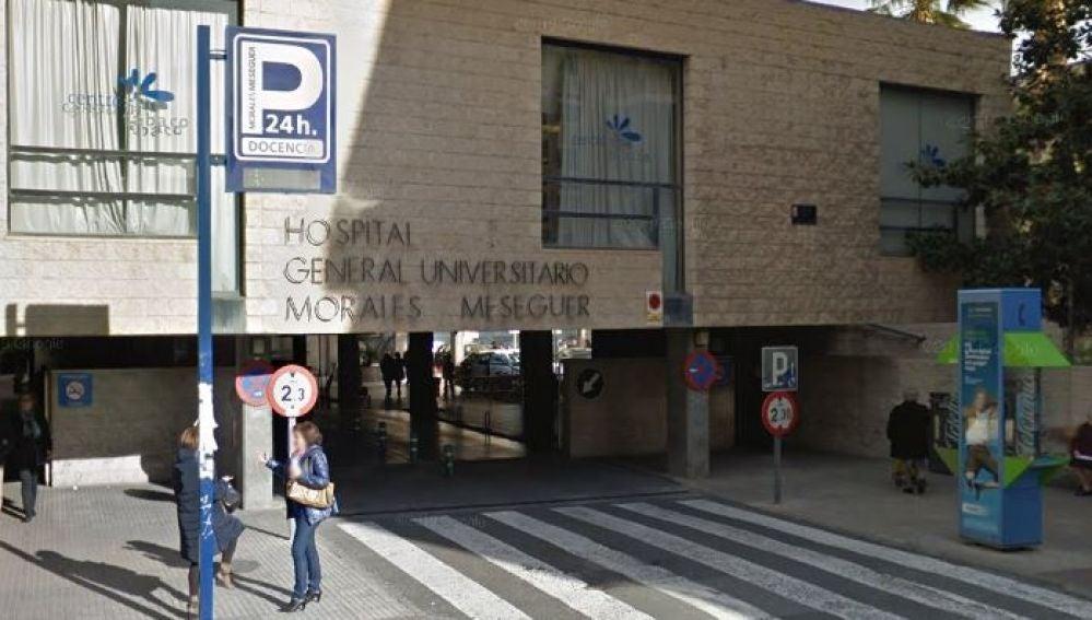 Hospital Universitario Morales Mesenguer