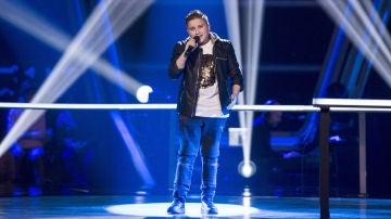 Chavito canta 'Cuando nadie me ve' en los Asaltos de La Voz Kids'