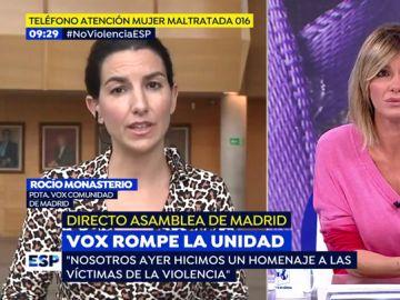 Rocío Monasterio