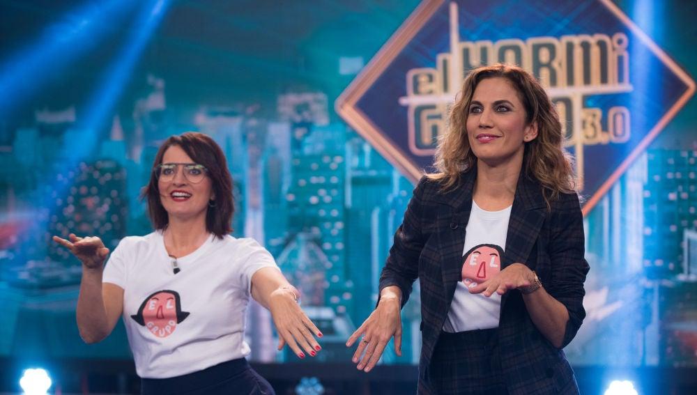 Revive la entrevista completa de Toni Acosta y Silvia Abril en 'El Hormiguero 3.0'