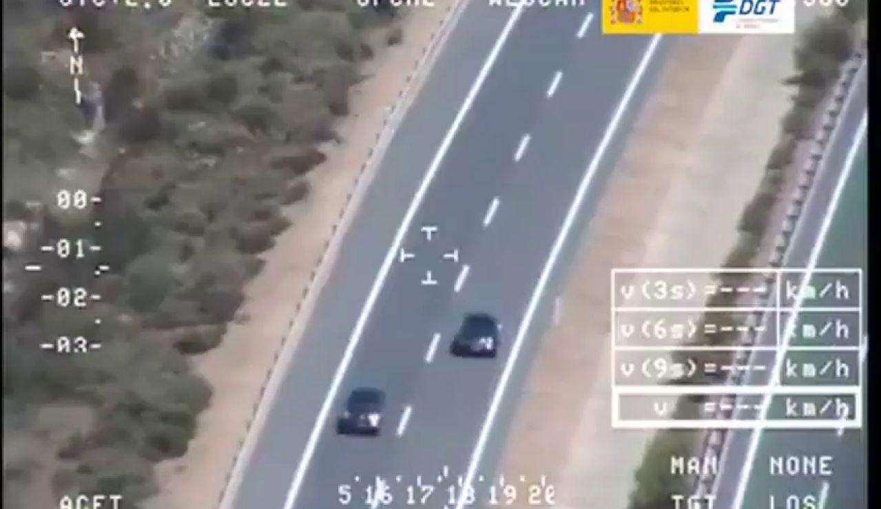 ¿Cuál es la velocidad real a la que 'retratan los radares?