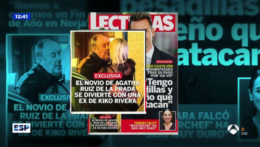 Novio de Ágatha Ruiz de la Prada.