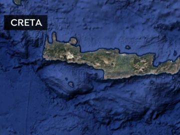 Un terremoto de magnitud 6,8 sacude la isla de Creta