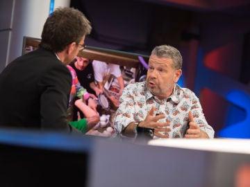 Alberto Chicote comenta en 'El Hormiguero 3.0' los casos más peculiares de 'Pesadilla en la Cocina'