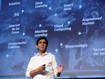 El presidente ejecutivo del Grupo Telefónica, José María Álvarez-Pallete.