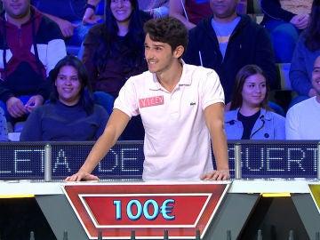 La divertida anécdota del padre de un concursante de 'La ruleta de la suerte' y Mónica Naranjo