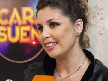 Cristina Ramos se acuerda de las actuaciones de Edurne y Pepa Aniorte en 'Tu cara me suena'