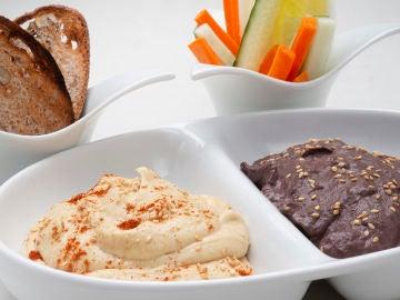 Receta de Hummus de Joseba Arguiñano