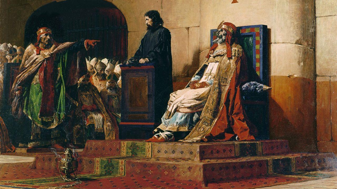¡El Concilio Cadavérico! Cuando Juzgaron Al Cadáver De Un Papa