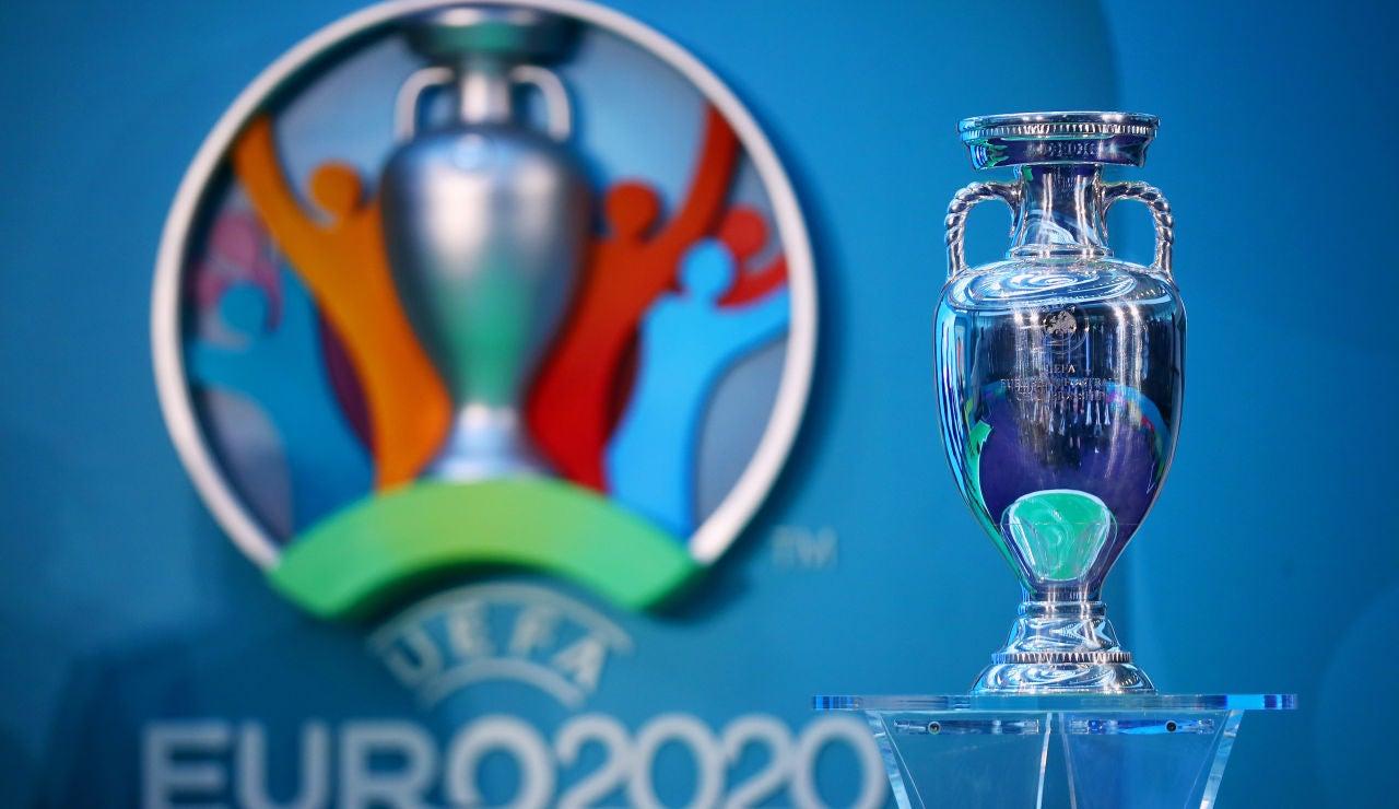 Sorteo de la fase final de la Eurocopa 2020