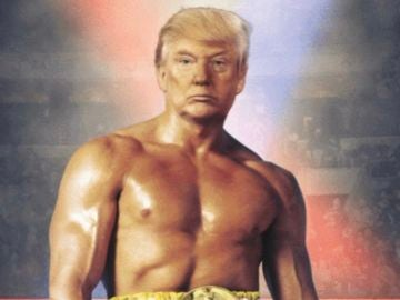 Donald Trump, boxeador
