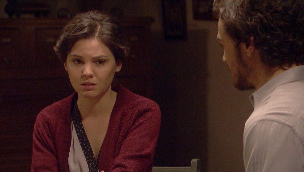 El secreto sobre Alicia que Marcela debe guardar bajo llave