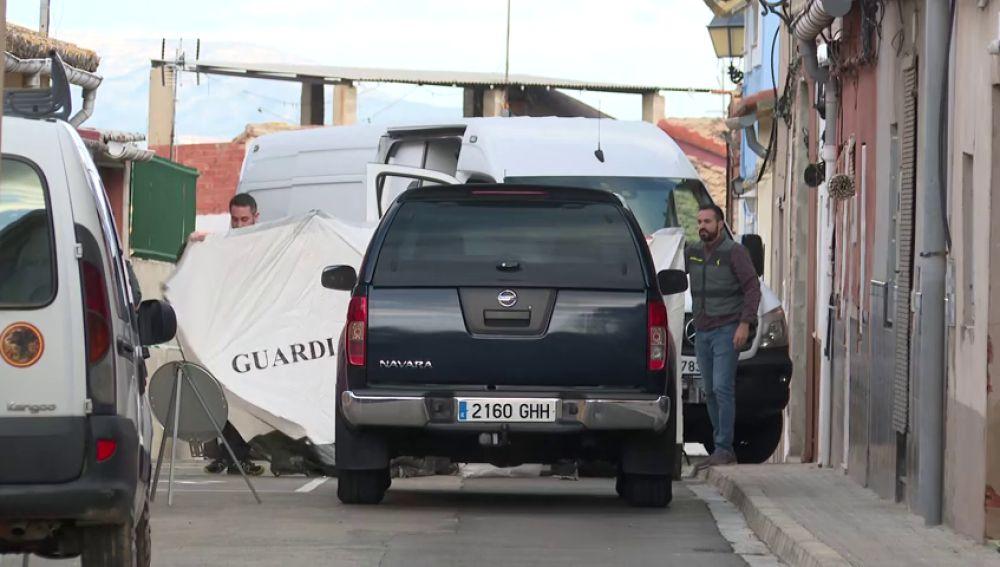 Hallan el coche del principal sospechoso de la desaparición de Marta Calvo