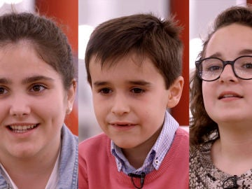 Los niños de Vanesa Martín y Rosario Flores valoran su paso por 'La Voz Kids'