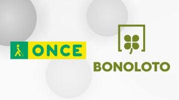 Resultado Lotería hoy: Comprobar resultado de los sorteos de hoy de la ONCE y Bonoloto