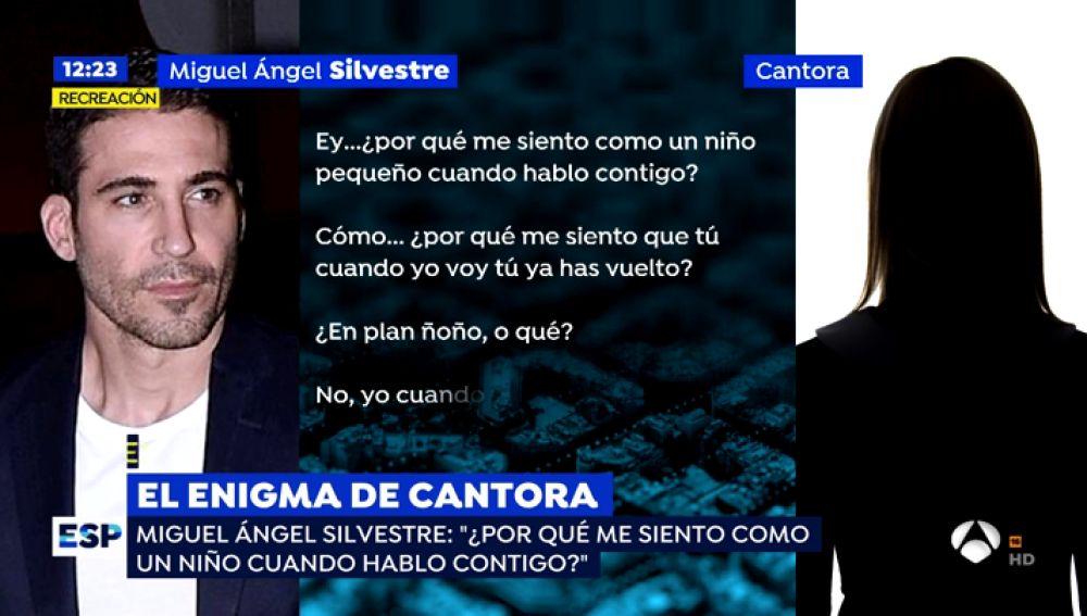 Caso 'Cantora'.