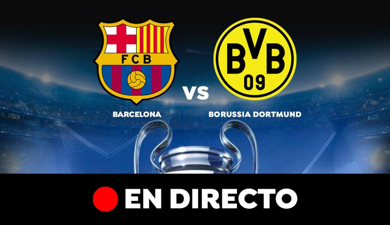 Barcelona - Borussia Dortmund