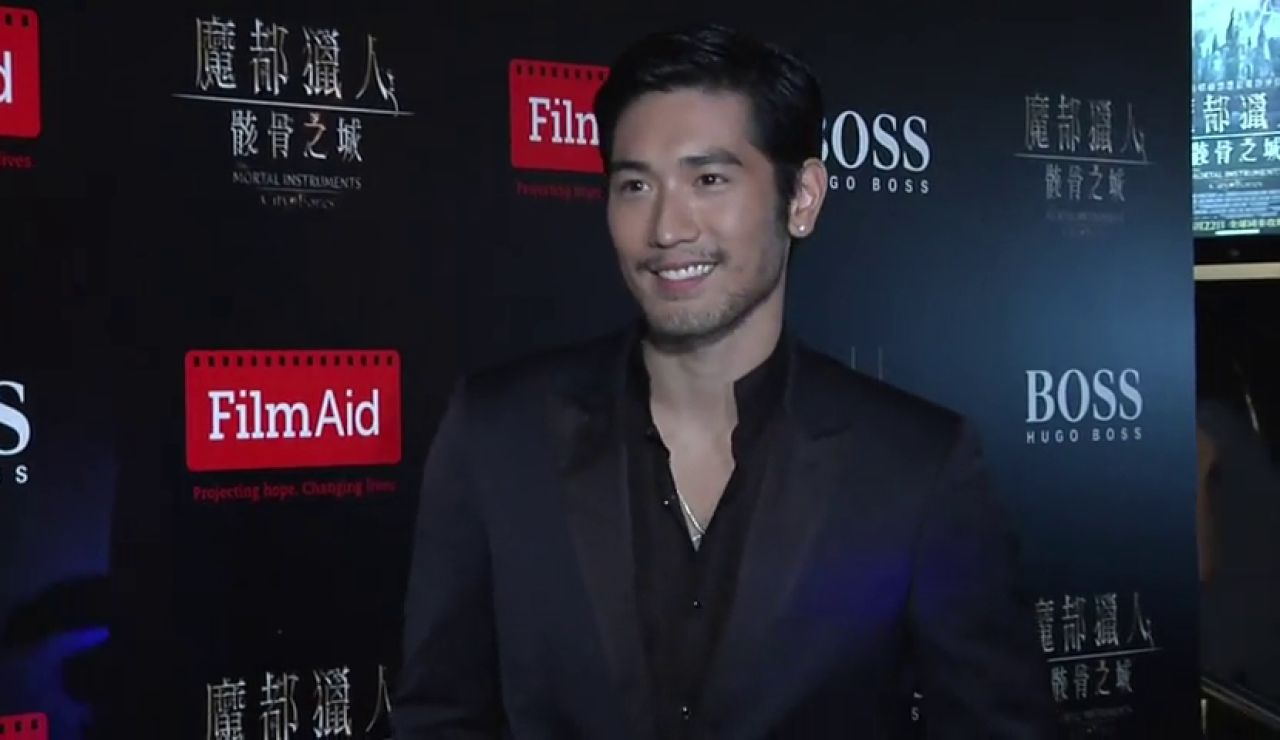 Muere el actor Godfrey Gao mientras rodaba un reality en China