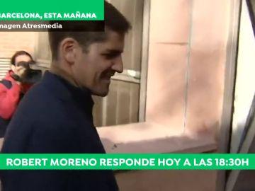 """Robert Moreno, antes de responder a Luis Enrique: """"Luego lo explico todo, paciencia"""""""
