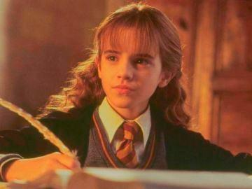 Emma Watson como Hermione Granger en 'Harry Potter'