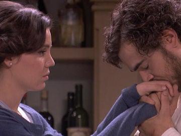Los románticos gestos de Matías y Marcela para volver a enamorarse