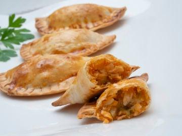 Receta de empanadillas de atún de Karlos Arguiñano
