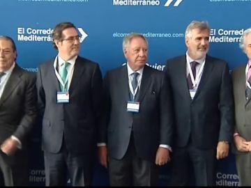 Más de 1.500 empresarios exigen que no se retrase la construcción del corredor mediterráneo