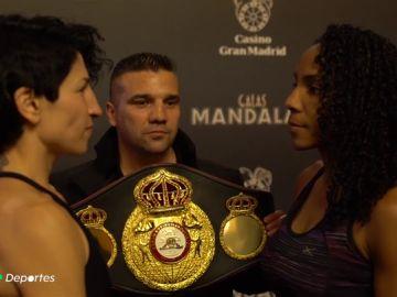 Miriam 'La Reina' Gutiérrez pelea por el campeonato del mundo WBA este 29 de noviembre en Torrelodones