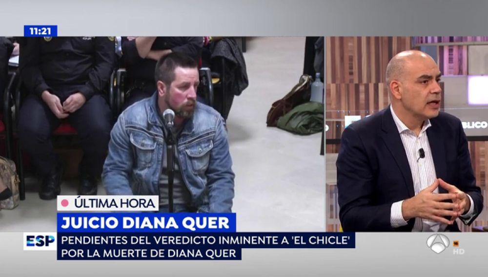 Juicio Diana Quer