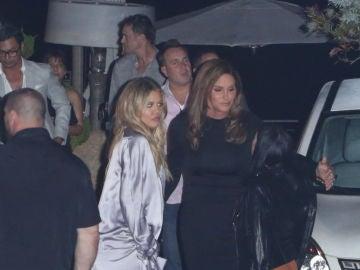 Khloé Kardashian y Caitlyn Jenner