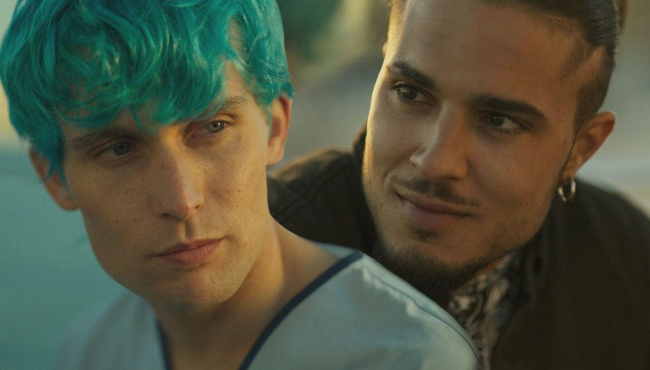 Jairo y Andrea, la historia de amor que traspasa la pantalla en 'Toy boy'
