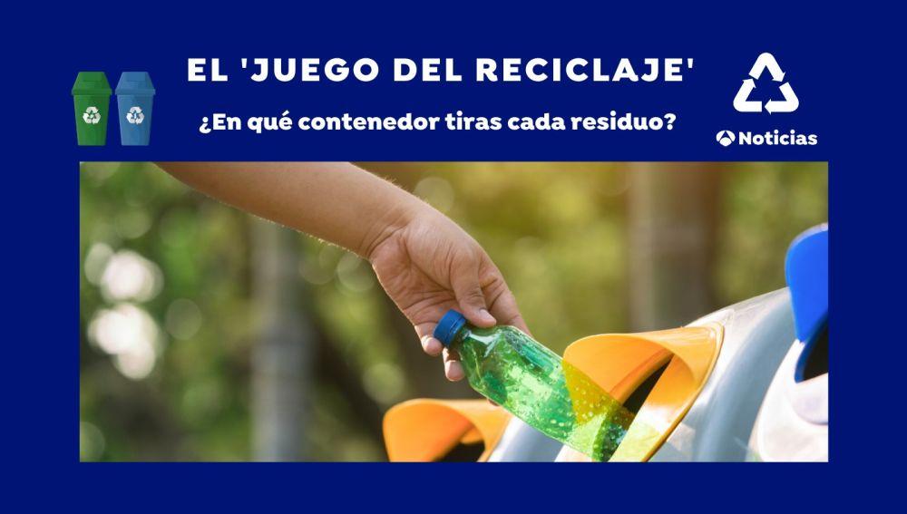 El juego del reciclaje