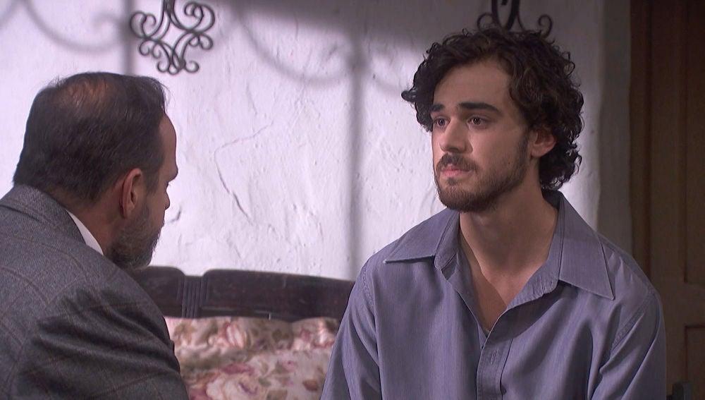 La sincera conversación entre Raimundo y Matías sobre amor
