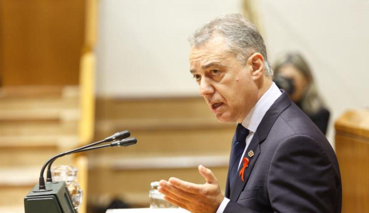 El lehendakari vasco, Íñigo Urkullu