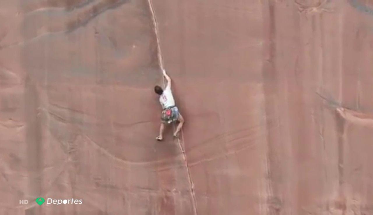 """Adam Ondra, el mejor escalador del mundo: """"El que no le admire es que no tiene ni idea"""""""