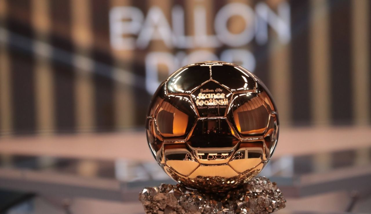 El Balón de Oro otorgado por France Football